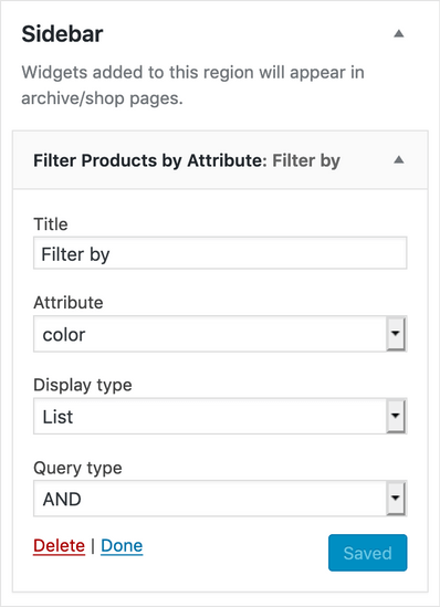 filter-products-by-attribute-widget