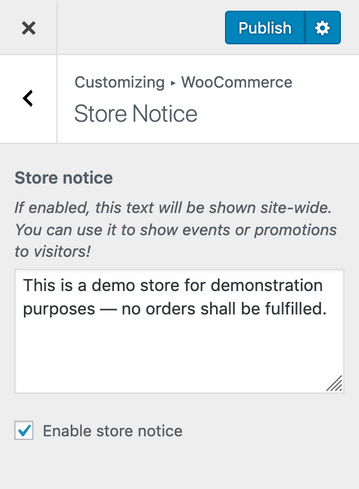 woocommerce-store-notice